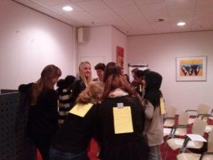 Stijlwerkt ook met workshops voor leerlingen