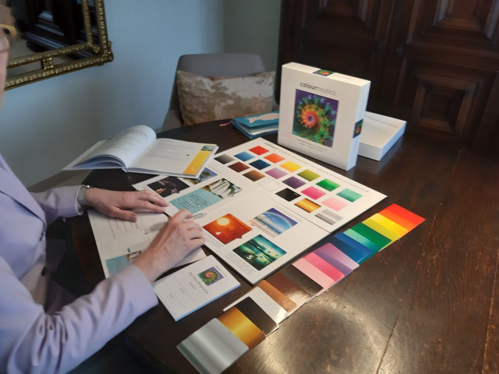 Kleuren psychologie en NLP